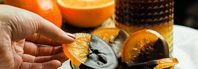 Podzim s vůní pomerančů a čokolády + recept